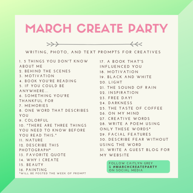 Website March Create